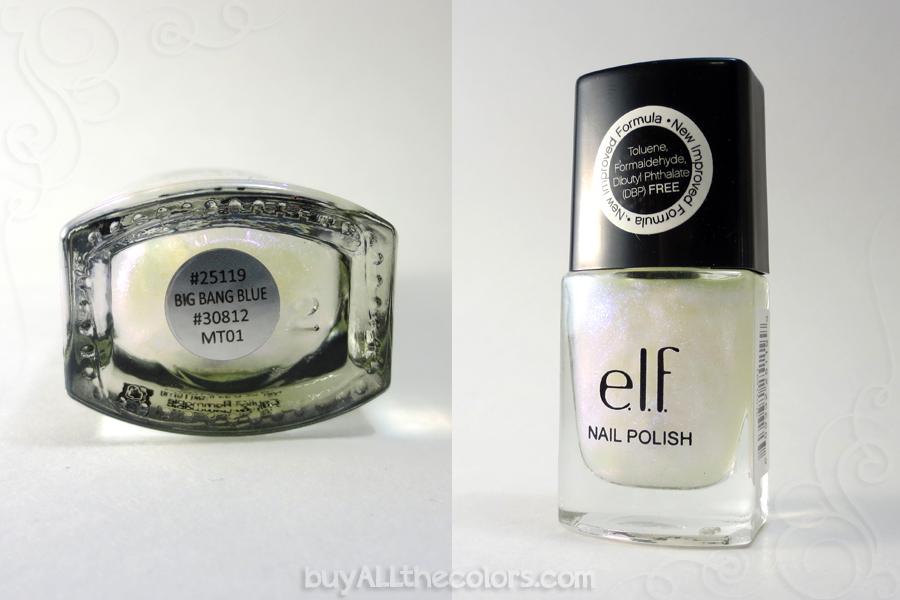 Shimmer nail polish that's ONLY shimmer? - nailpolish nails nailart